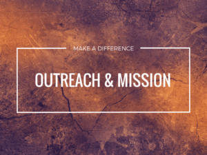 Outreach Mission
