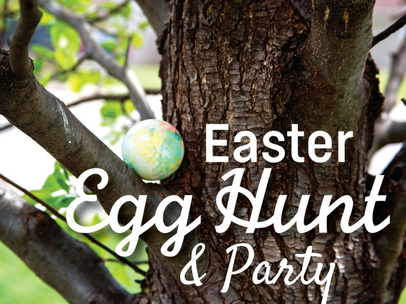 Easter Party and Egg Hunt